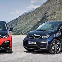 18457 Обзор автомобиля BMW i3 2018 года