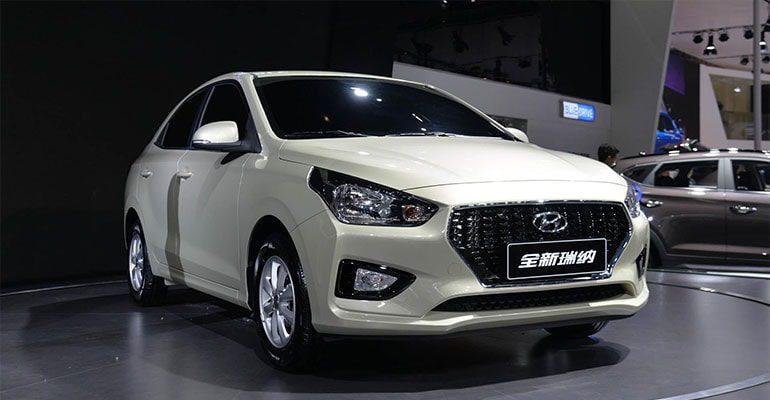 Обзор автомобиля Hyundai Reina 2018