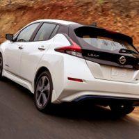 Обзор автомобиля Nissan Leaf 2018 года