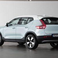 18596 Обзор автомобиля Volvo XC40 2018 года