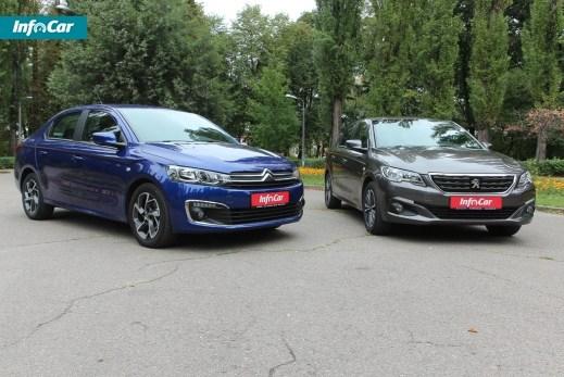 Citroen C-Elysee и Peugeot 301. Единство противоположностей. Peugeot 301