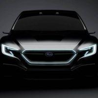Когда ждать премьеру Subaru Viziv?