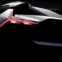 Mitsubishi дразнит тизером нового e-Evolution