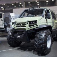 Новые внедорожники ГАЗ: для отпетых экстремалов