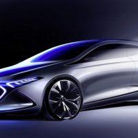 18421 Одним глазком: Mercedes дал взглянуть на электроконцепт EQ A