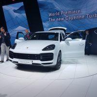 Точность спорткара, комфорт седана: Porsche рассекретил Cayenne Turbo