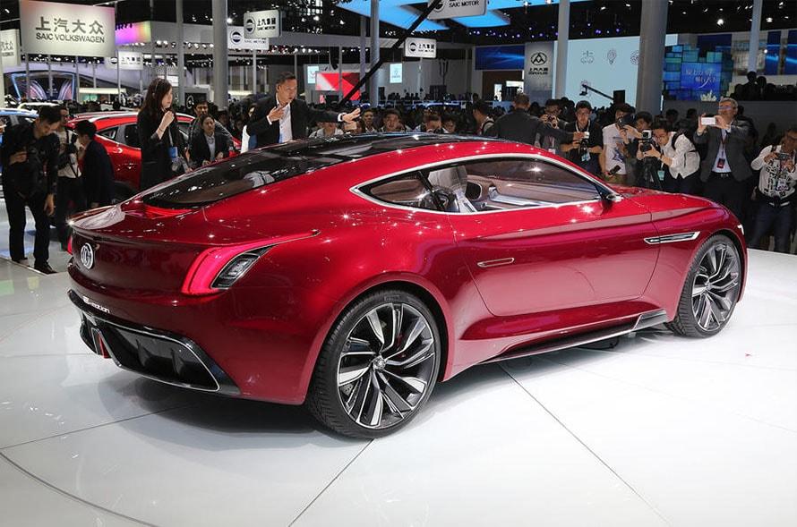 Обзор автомобиля MG 6 2018 года