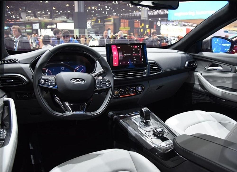Обзор автомобиля Chery Exeed TX 2018