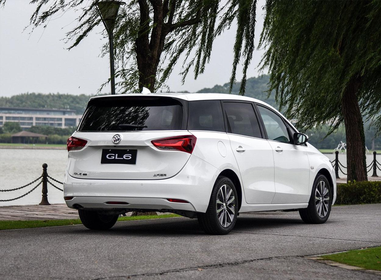 Обзор автомобиля Buick GL6 2017-2018