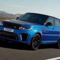 18721 Обзор автомобиля Land Rover Range Rover Sport 2018