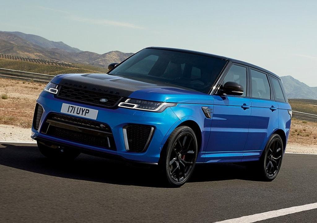 Обзор автомобиля Land Rover Range Rover Sport 2018