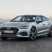 18855 Обзор автомобиля Audi A7 Sportback 2018