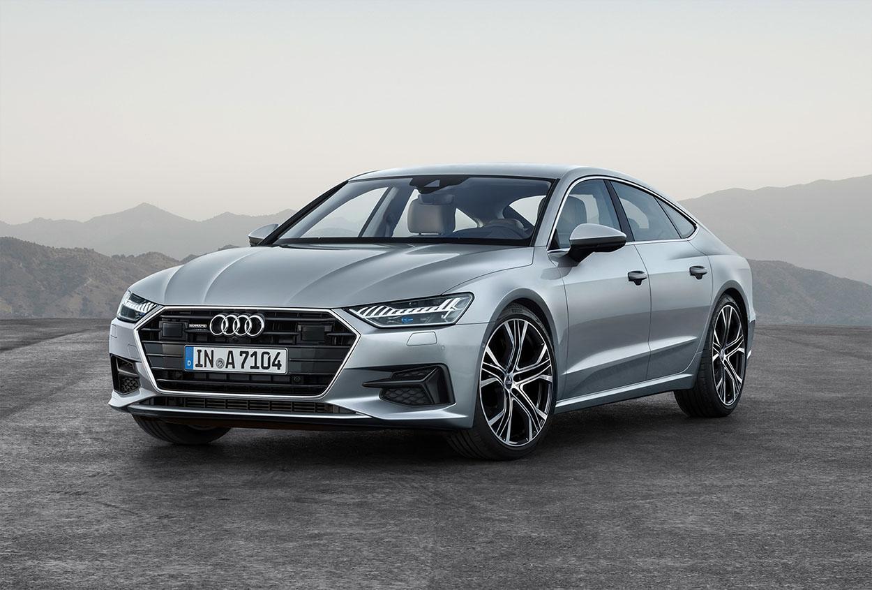 Обзор автомобиля Audi A7 Sportback 2018