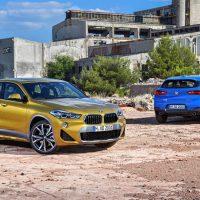 18876 Обзор автомобиля BMW X2 2019 года