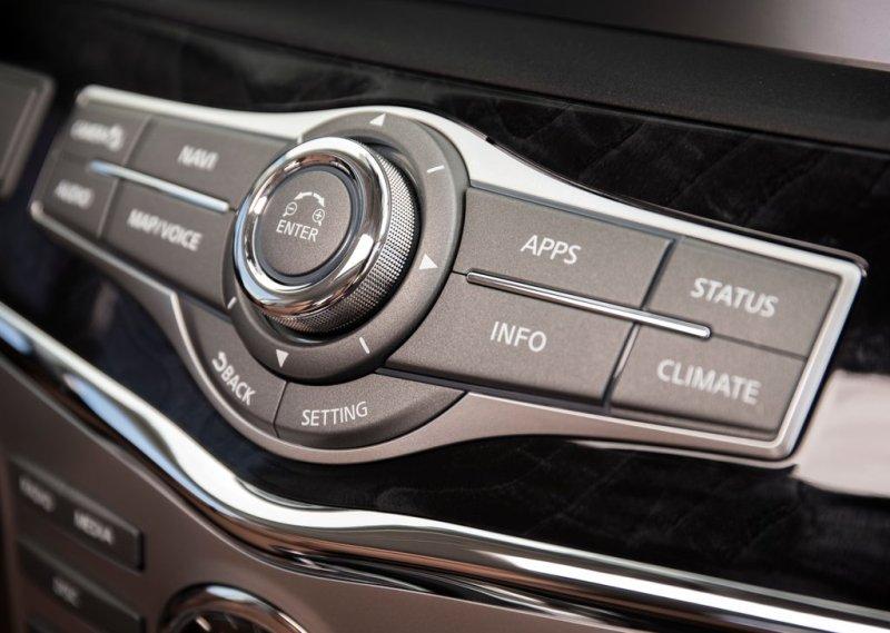 Обзор автомобиля Infiniti QX80 2018 года