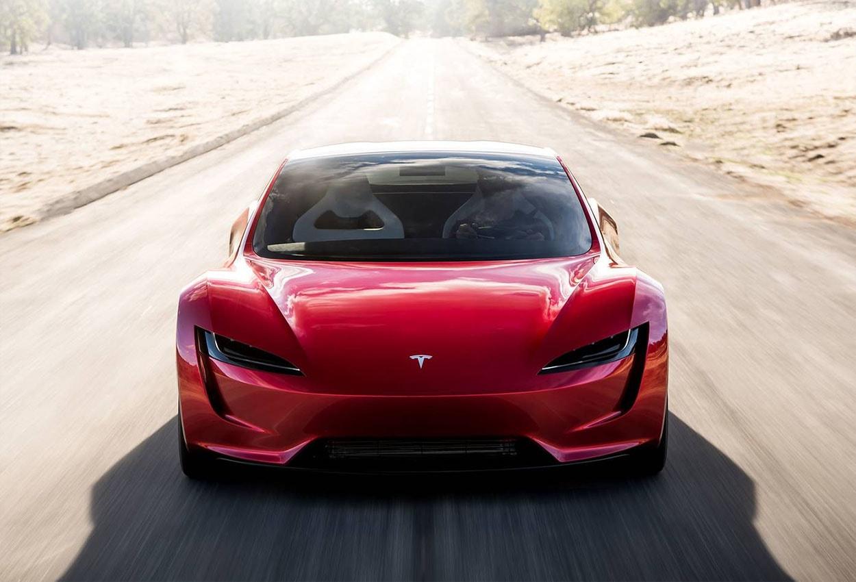 Обзор автомобиля Tesla Roadster 2020