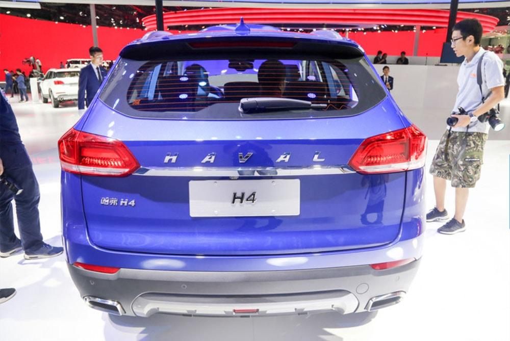 Обзор автомобиля Haval H4 2018 – 2019 года