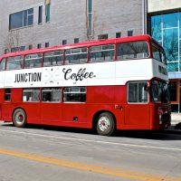 Автобусы Лондона поедут на кофейной гуще
