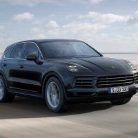 Cayenne 2018 — все главное внутри. Porsche Cayenne Turbo