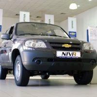 Chevrolet Niva подорожала с ноября