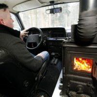 19172 Как заставить печку в автомобиле исправно греть зимой?