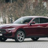 Ветреная личность. Maserati Levante
