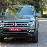 Volkswagen Amarok V6. А многое ли изменилось?. Volkswagen Amarok DoubleCab