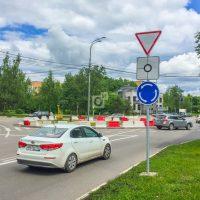 Вступают в силу новые правила проезда круговых перекрестков