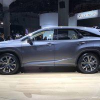 19208 Обзор автомобиля Lexus RX L 2018 - 2019 года