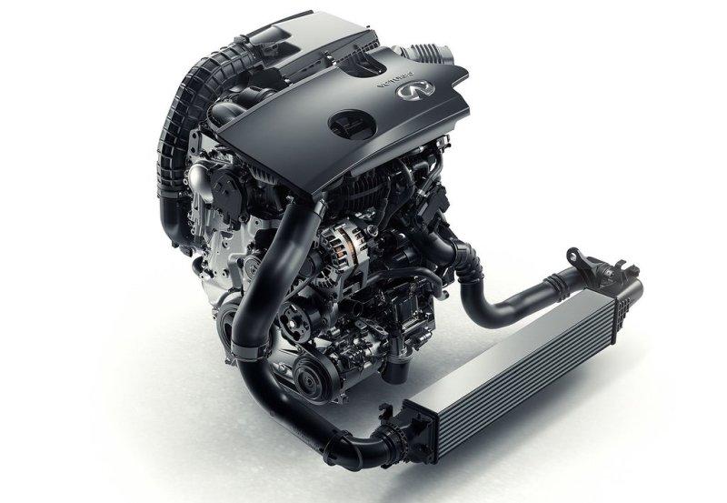 Обзор автомобиля Infiniti QX50 2018 года