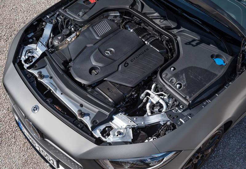 Обзор автомобиля Mercedes-Benz CLS 2018 года
