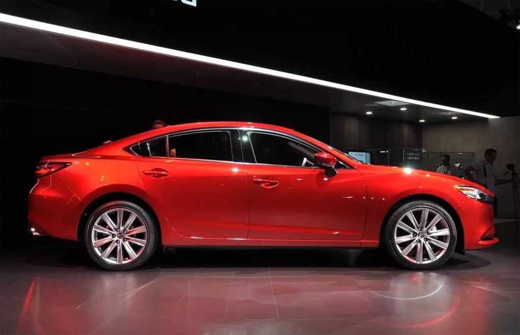 Обзор автомобиля Mazda 6 2018 – 2019 года