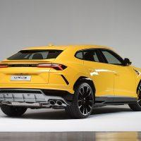 19323 Обзор автомобиля Lamborghini Urus 2018 - 2019