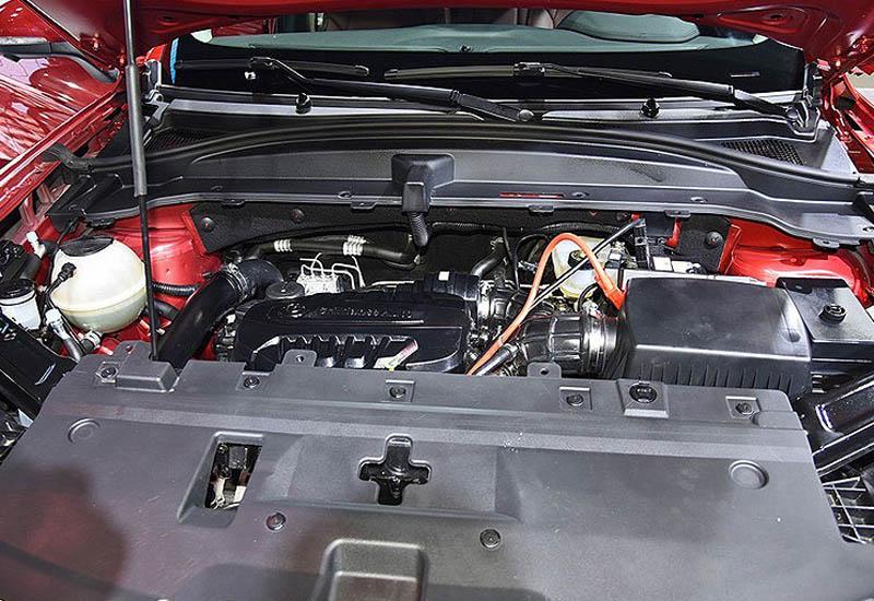 Обзор автомобиля Brilliance V6 2018 года