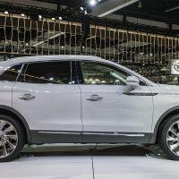 Обзор автомобиля Lincoln Nautilus 2018 - 2019 года