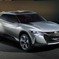 Chevrolet тестирует совершенно новый кроссовер