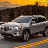 19519 Обзор автомобиля Jeep Cherokee 2018 - 2019