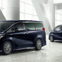 19539 Обзор автомобиля Toyota Alphard и Toyota Vellfire 2018 - 2019