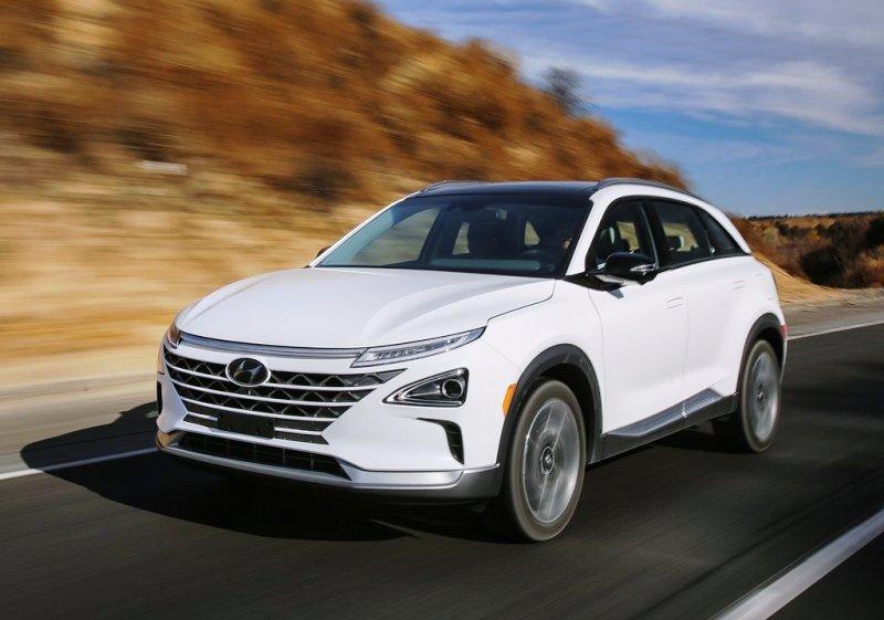 Обзор автомобиля Hyundai FCEV 2018 – 2019