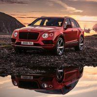 Обзор автомобиля Bentley Bentayga V8 2018 — 2019