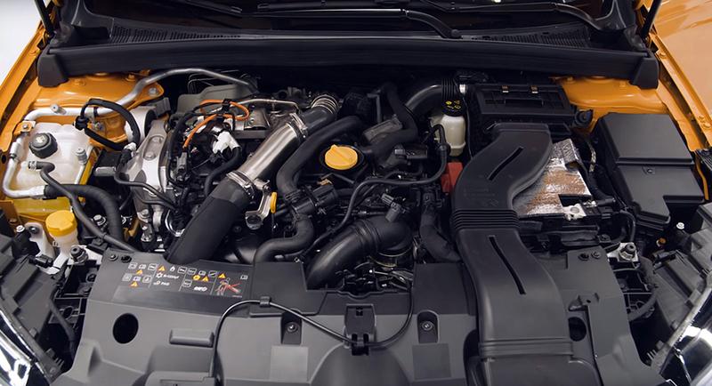 Обзор автомобиля Renault Megane RS 2018