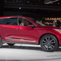 Обзор автомобиля Acura RDX 2018