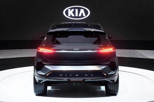 Обзор автомобиля Kia Niro EV 2018