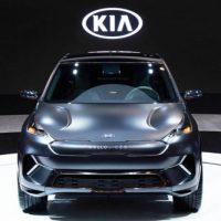 19909 Обзор автомобиля Kia Niro EV 2018