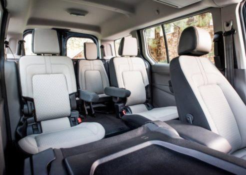 Обзор автомобиля Ford Transit Connect Wagon 2018 – 2019