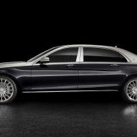 Обзор автомобиля Mercedes-Benz S-Class Maybach 2019