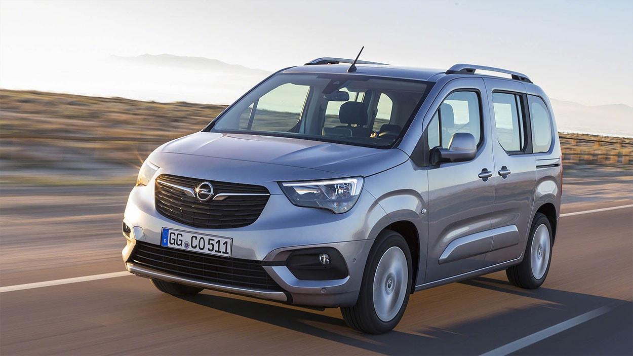 20138 Обзор автомобиля Opel Combo 2019