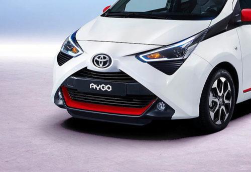 20193 Обзор автомобиля Toyota Aygo 2018