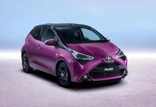 Обзор автомобиля Toyota Aygo 2018