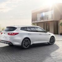 Обзор автомобиля Kia Optima Sportswagon 2019